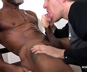 Maskurbate Black DILF