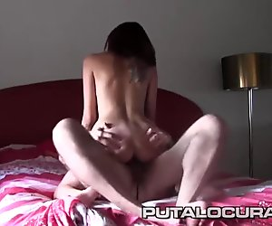 Asian dreambabe from Spain has gorgeous tits