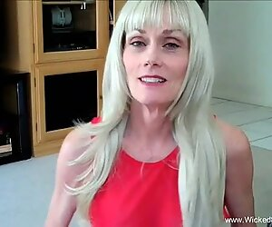 Step Son And His Horny MILF