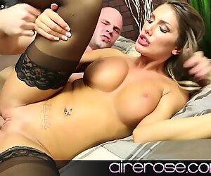 Airerose August Ames is All Talent