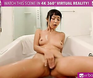 VR PORN-Totally Outrageous Squirting  - Marica Hase