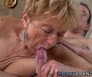 Мръсна уста баба