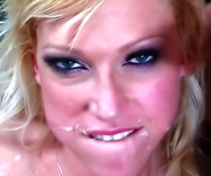 Lovely Nicki Hunter will do everything for juices.mp4