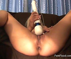 Genuine Squirting Orgasms and Female Ejaculation